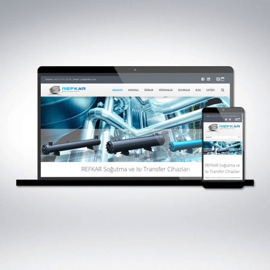 Refkar Web Sayfası